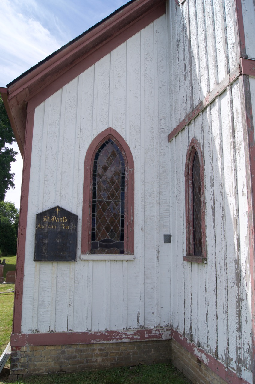 St. Paul's Anglican Church, Middleport